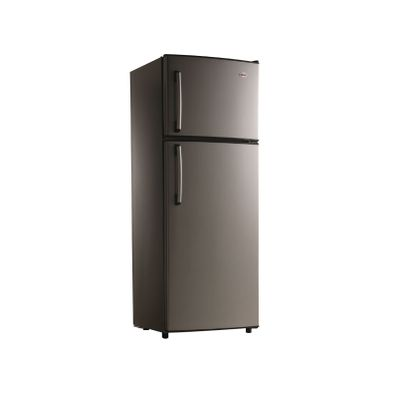 refrigeradora-top-mount-global-rg200nfs-de-12-pies-no-frost-color-gris