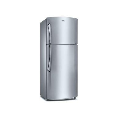 Refrigeradora-Top-Mount-de-18-pies-Mabe-No-Frost-Cromada