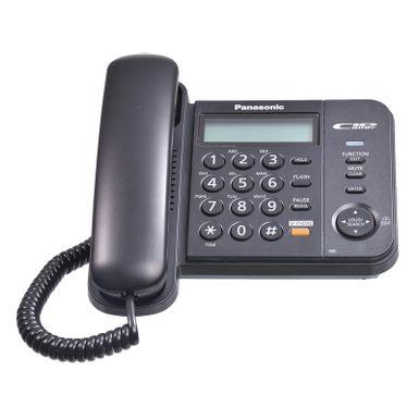 Telefono-Alambrico-Convencional-Con-Pantalla-Negro