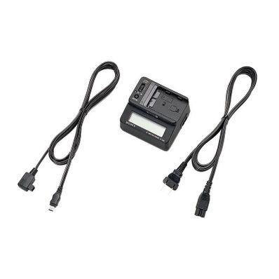 Adaptador-y-cargador-rapido-de-CA-para-baterias-de-videocamara