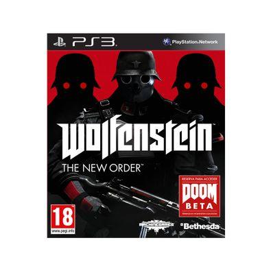 Juego-Ps3-Wolfenstein