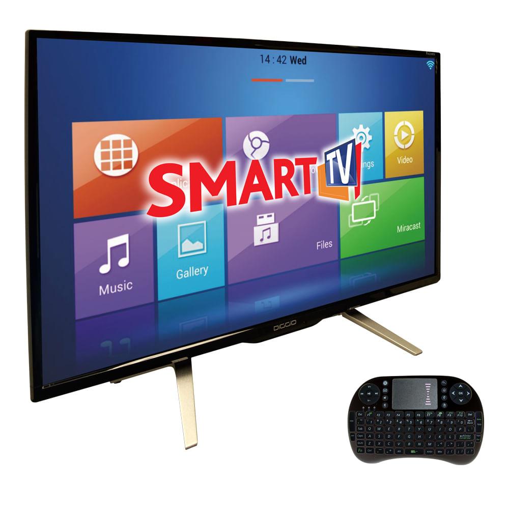 Televisor DIGGIO DG-TVLS55DN4-P1 55\'\' Smart Full HD Gratis Teclado + ...