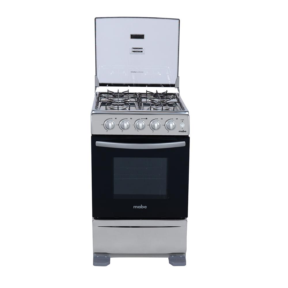 Cocina a gas 51cm inox mabe tx5120ex1 creditoseconomicos for Hornos de cocina