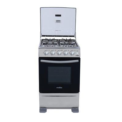 Cocina a gas 51cm inox mabe tx5120ex1 creditoseconomicos for Cocinas a gas economicas