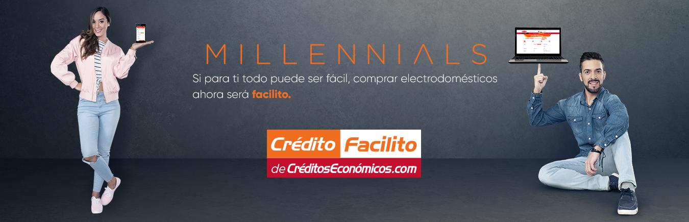 Banner Millenial