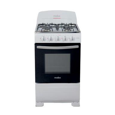 Cocina a Gas Mabe EM5105EB0 Blanco 51 CM - creditoseconomicos