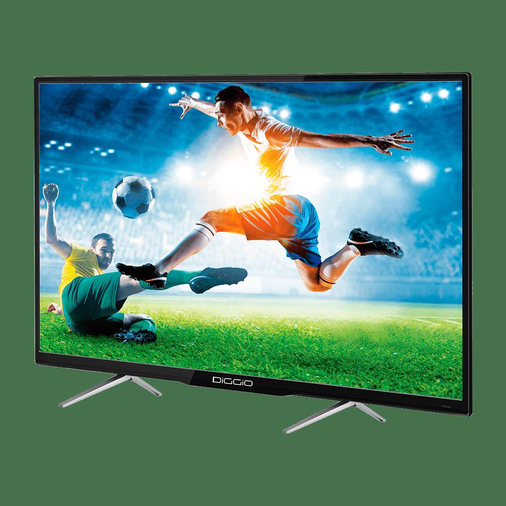 Televisor DIGGIO DG-TVLS554K Smart UHD 4K de 55\