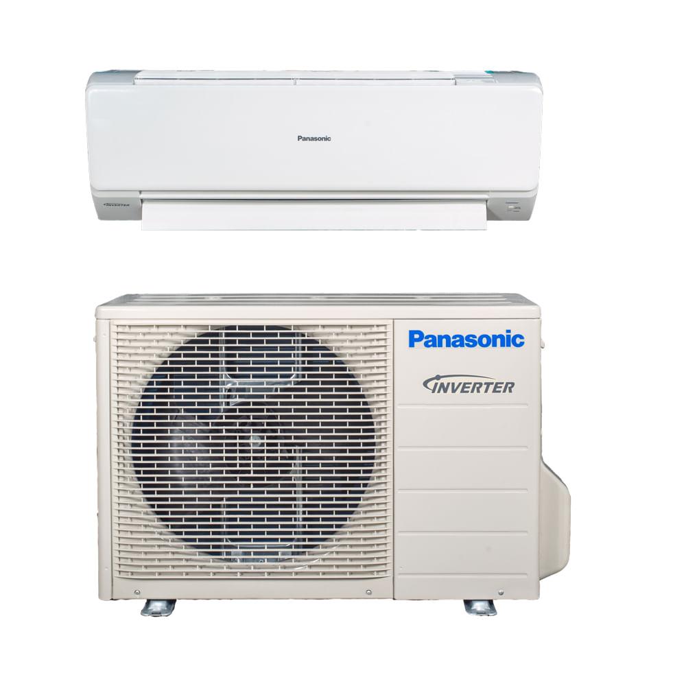 Acondicionador De Aire Split Inverter Panasonic Cs Ys12pkv
