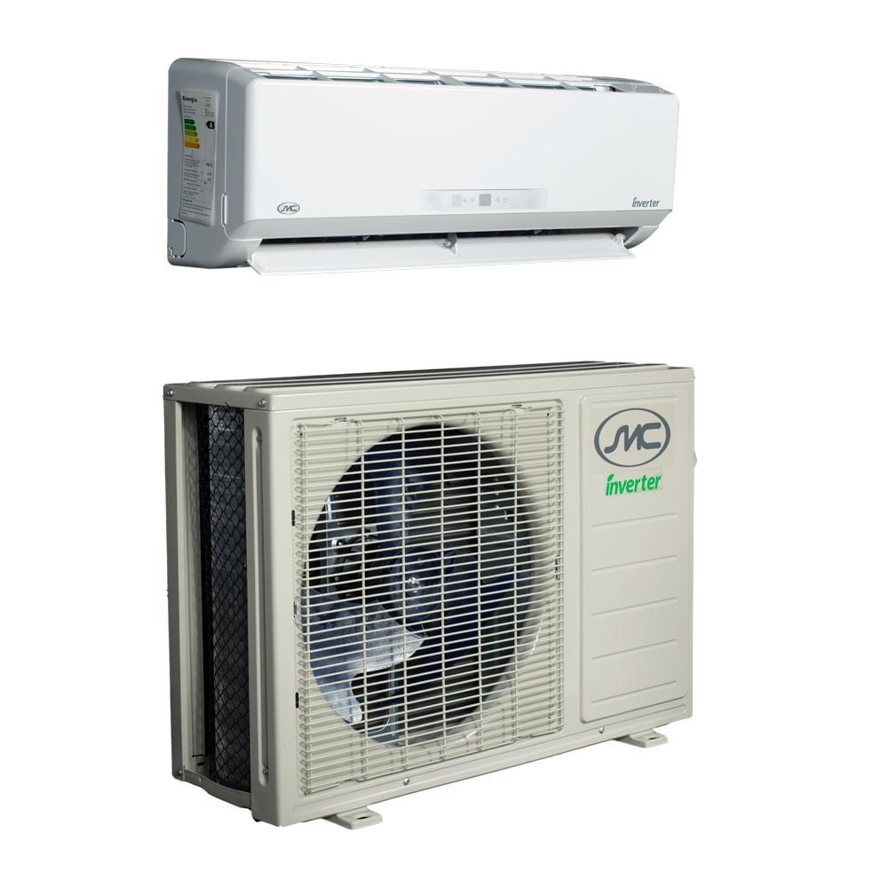 Acondicionador De Aire Split Smc Smcas122iv3 12 000 Btu