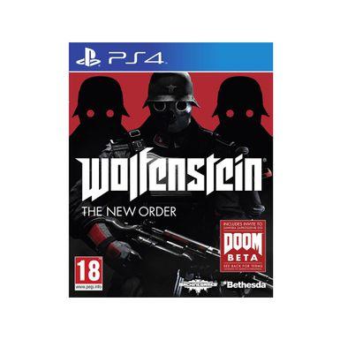 Juego-Ps4-Wolfenstein