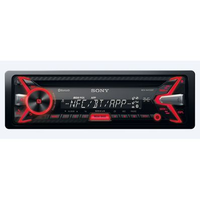 Radio-Sony-Para-Auto-CD-R-RW-MP4