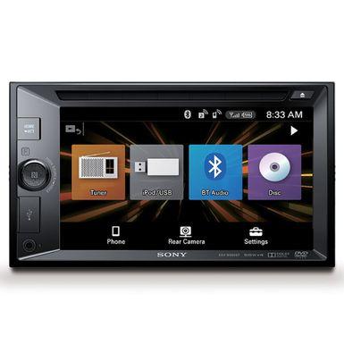 Radio-Sony-Para-Carro-Incluido-Bluetooh