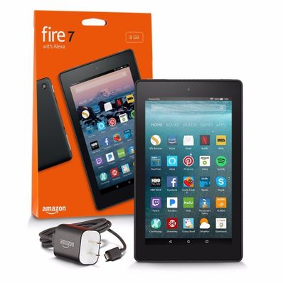 TABLET-AMAZON-FIRE-7-8GB-QUADCORE-ALEXA-DOBLE-CAMARA-WIFI