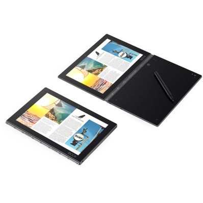 LENOVO-YOGA-BOOK-TABLET-DE-DIBUJO-CON-ANDROID-6-4GB-RAM-64GB