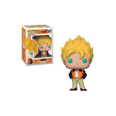 Goku-casual-amarillo