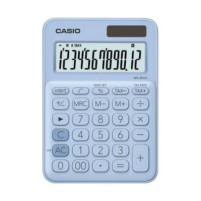 Calculadora-de-mesa-Casio-MS-20UC-LB-W