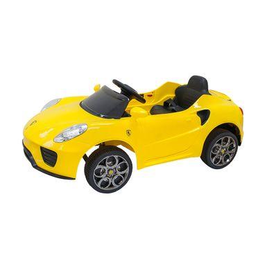 Carro-a-Bateria-para-Bebe-Crecer-Diseño-Ferrari-Amarillo-CRE12E1568Y-W