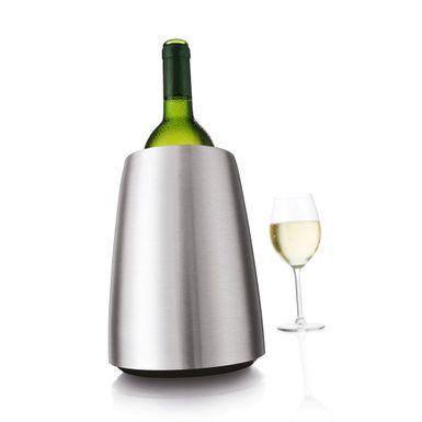 Active-Cooler-Vacuvin-Wine-Elegant-Stainless-Steel-Vv-COOWINELEG-W