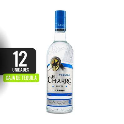 Caja-de-Tequila-El-Charro-Silver-12-Unidades-750-ml-T003-CAJA12-W