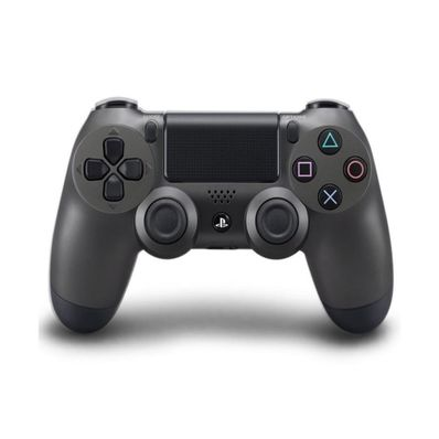 Control-Inalambrico-Dualshock-4-Sony-PS4-Plata-Oscuro-DUALSHOCK4SBK-W