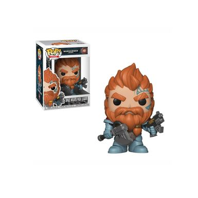 Funko-Pop-Space-Wolves-Pack-Leader-502-PA502-W