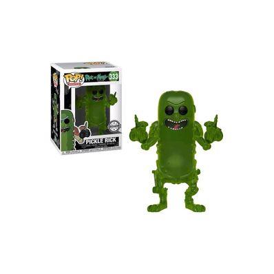 Funko-Pop-Pickle-Rick-350--FPR350-W