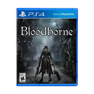 Videojuego-PS4-Bloodborne-BLOODBORNE-N-W