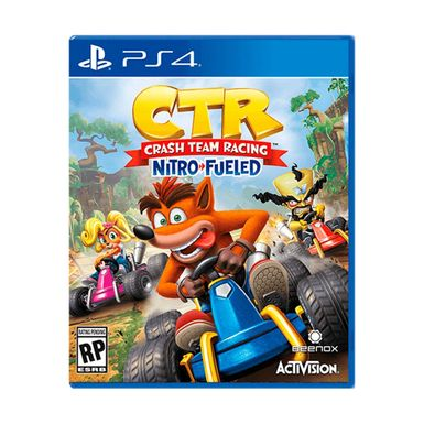 Videojuego-PS4-Crash-Titam-Racing-P4CTR-N-W