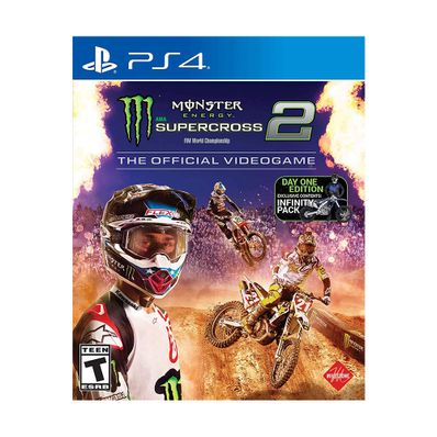Videojuego-PS4-Monster-Energy-Supercross-2-MESC2-N-W