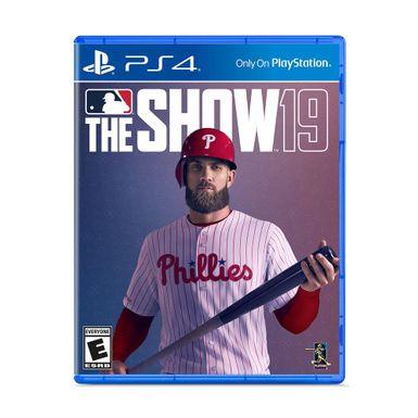 Videojuego-PS4-MLB-The-Show-19-MLBTS19-N-W