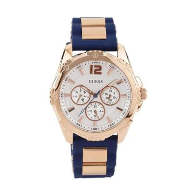 Reloj-para-Dama-Guess-Intrepid-2-Acero-Inoxidable-Azul-W0325L8-W