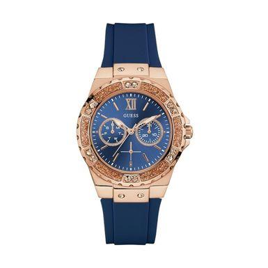 Reloj-para-Dama-Guess-Limelight-Correa-de-Silicona-Azul-W1053L1-W