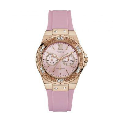 Reloj-para-Dama-Guess-Limelight-Correa-de-Silicona-Rosada-W1053L3-W