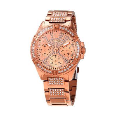 Reloj-para-Dama-Guess-Lady-Frontier-Acero-Inoxidable-Oro-Rosado-W1156L3-W