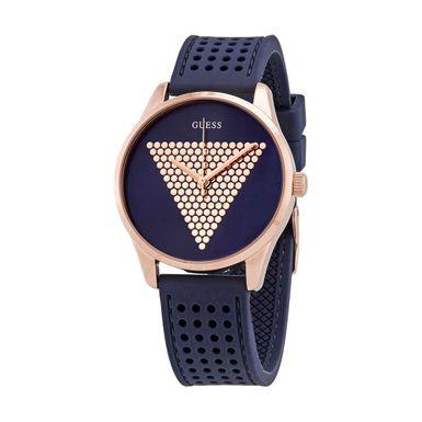 Reloj-para-Dama-Guess-Mini-Imprint-Correa-de-Silicona-Azul-W1227L3-W