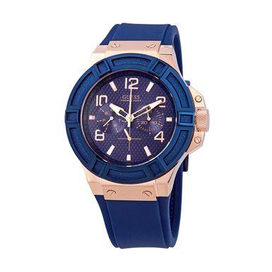 Reloj-para-Caballero-Guess-Rigor-Resistente-al-Agua-Azul-W0247G3-W