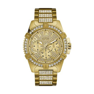 Reloj-para-Caballero-Guess-Frontier-Acero-Inoxidable-Dorado-W0799G2-W