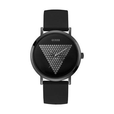 Reloj-para-Caballero-Guess-Imprint-Correa-de-Silicona-Negro-W1161G2-W