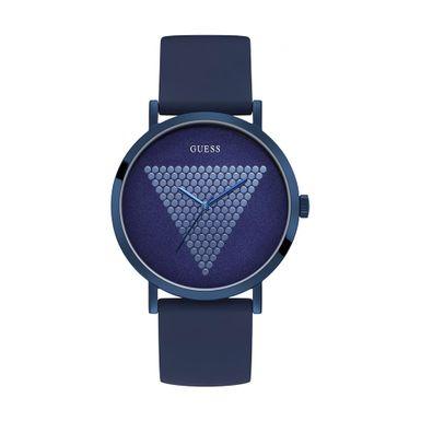 Reloj-para-Caballero-Guess-Imprint-Correa-de-Silicona-Azul-W1161G4-W