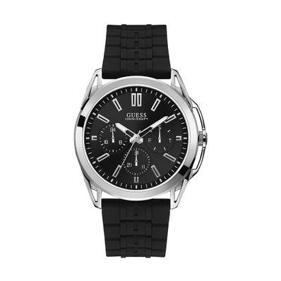 Reloj-para-Caballero-Guess-Vertex-Resistente-al-Agua-Negro-W1177G3-W