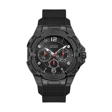 Reloj-para-Caballero-Guess-Genesis-Resistente-al-Agua-Negro-W1254G2-W