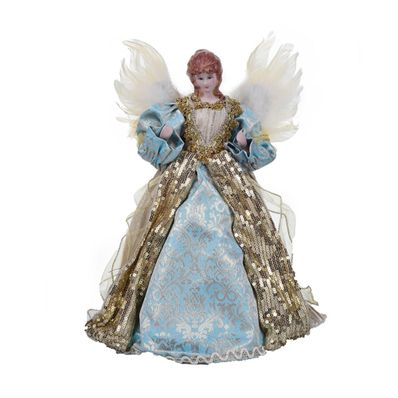 Figura-Decorativa-de-Angel-30.48-cm-Celeste-con-Dorado-160-7000059-W