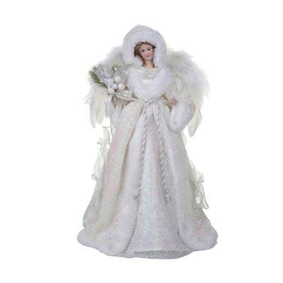 Figura-Decorativa-de-Angel-Con-Fibra-Optico-Blanco-160-7000116-W