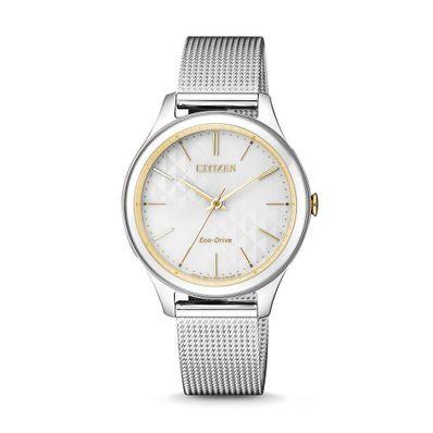 Reloj-para-Dama-Citizen-Lady-Mesh-Ecodrive-Acero-Inoxidable-EM0504-81A-W