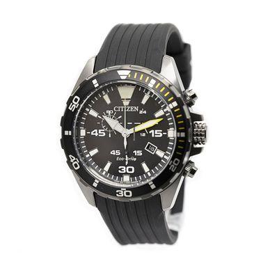 Reloj-para-Caballero-Citizen-Cronografo-Ecodrive-Correa-de-Caucho-Negro-AT2437-13E-W