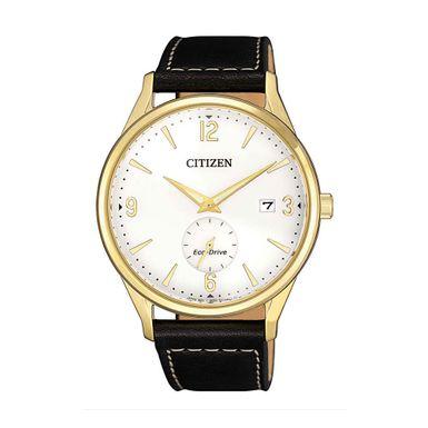 Reloj-para-Caballero-Citizen-Clasico-Ecodrive-Correa-de-Cuero-Negro-BV1118-17A-W