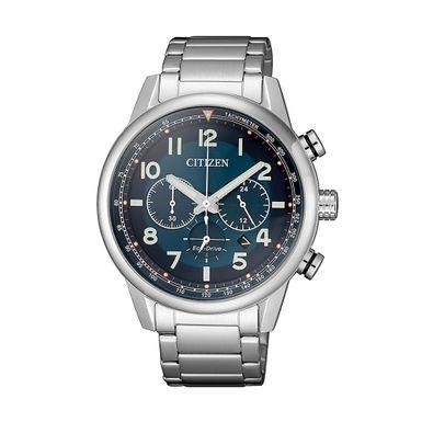 Reloj-para-Caballero-Citizen-Cronografo-Ecodrive-Acero-Inoxidable-Plata-CA4420-81L-W