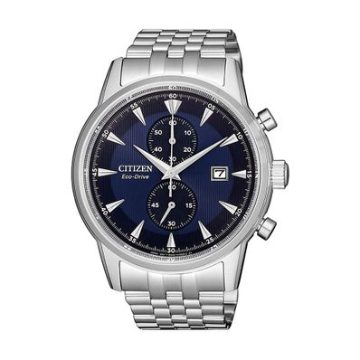 Reloj-para-Caballero-Citizen-Cronografo-Ecodrive-Acero-Inoxidable-Plata-CA7001-87L-W