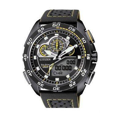 Reloj-para-Caballero-Citizen-Land-Expert-Ecodrive-Resistente-al-Agua-Negro-JW0125-00E-W
