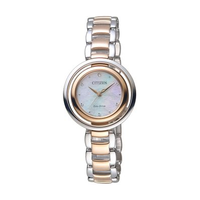 Reloj-para-Dama-Citizen-Lady-Ecodrive-Acero-Bicolor-Plata-y-dorado-EM0666-89D-W